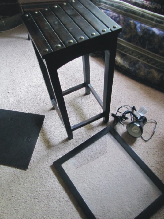 Do It Yourself Lighting: Do-It-Yourself Light Table
