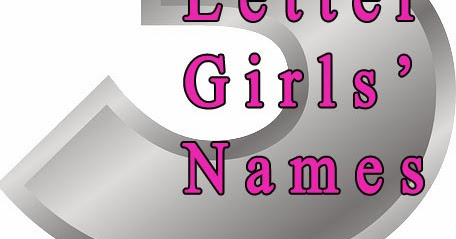 4 letter female names the of naming cool 3 letter names for 10235