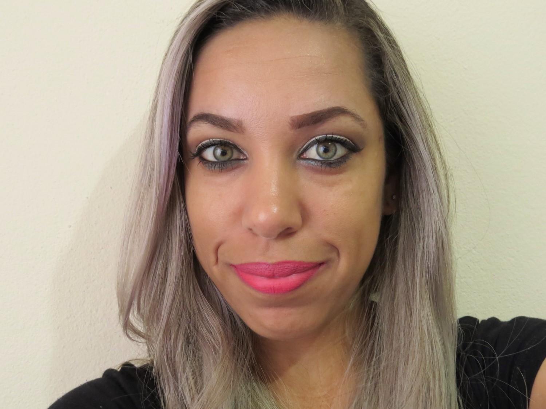 TPM Básica  Batom em gel – Matte Kiss da Yes Cosmetics 51909cf3e1a