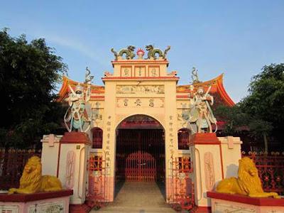 Lasem historic city