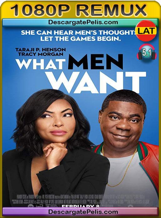 ¿En qué piensan los hombres? (2019) 1080P Remux Latino – Ingles