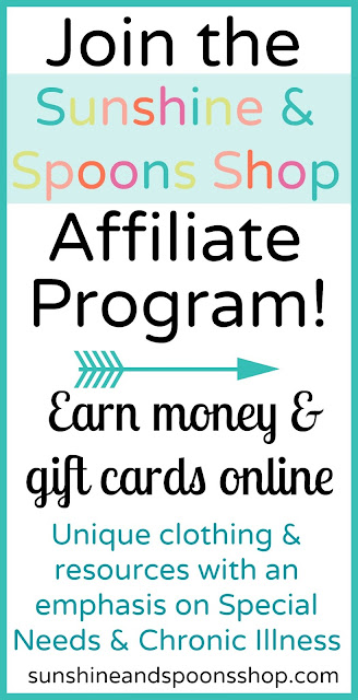 Join the Sunshine and Spoons Shop affiliate program!