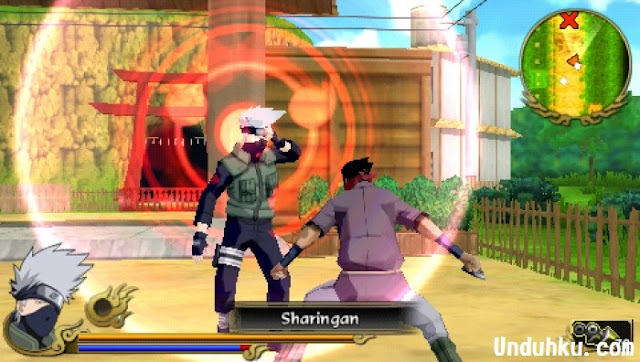 Download Naruto Shippuden Legends Akatsuki Rising PSP ISO [Save Data]