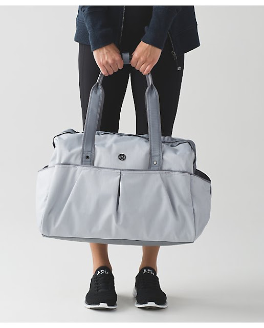 lululemon all-day-duffel heat ice-gray