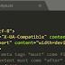 Cara membuat Meta Tag Otomatis pada masing-masing Postingan Blog