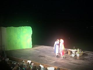 Theater auf der Seebühne Utting am Ammersee