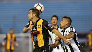 The Strongest vs Montevideo Wanderers en Copa Libertadores 2017