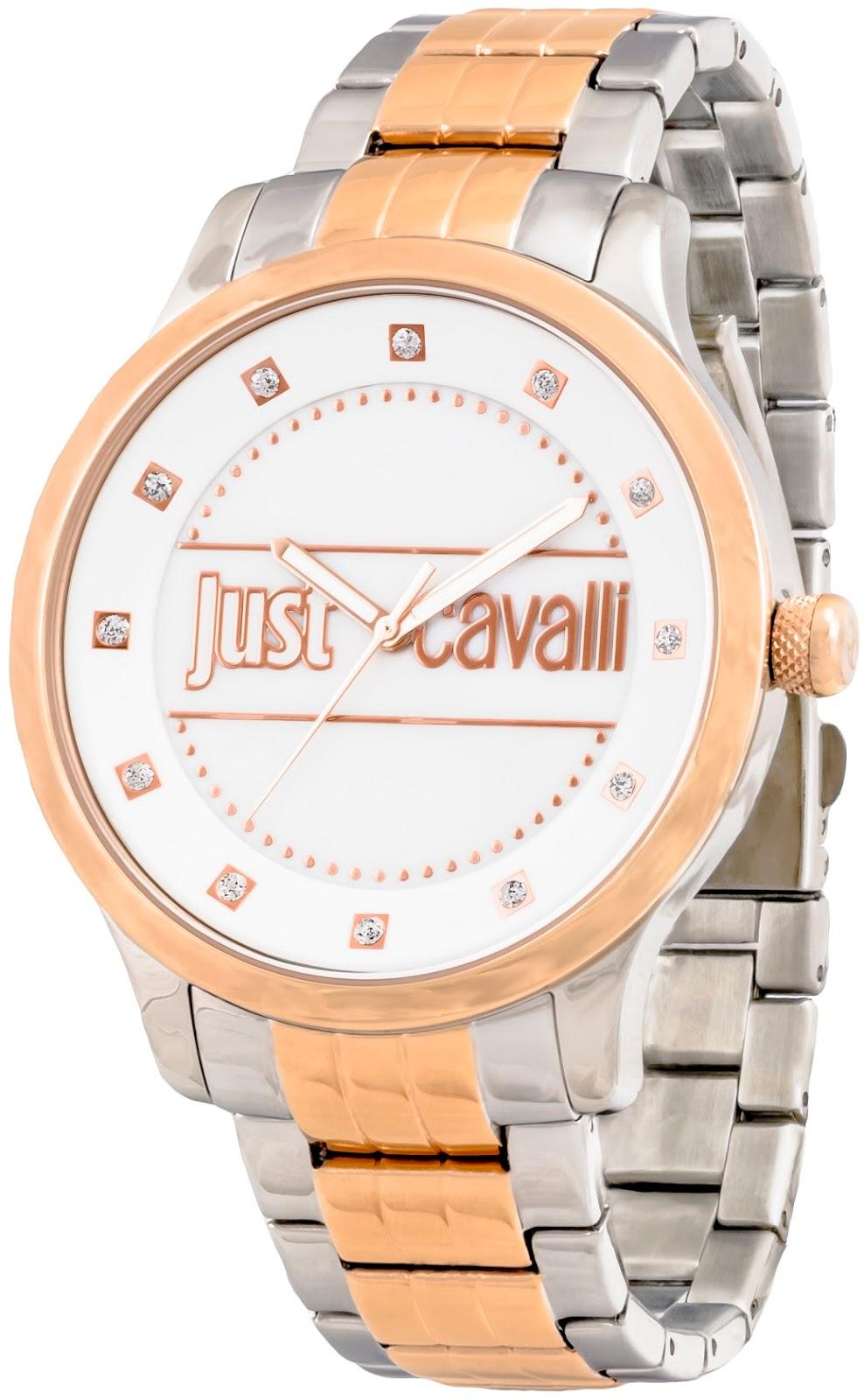 8873b681fc3aa Estação Cronográfica  Chegado(s) ao mercado - relógios Just Cavalli ...