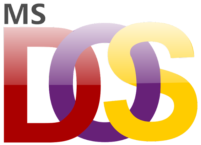 Microsoft Disk Operating System - MS-DOS