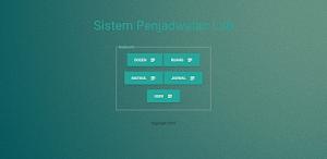 Sistem Informasi Penjadwalan Lab berbasis web menggunakan PHP mysql