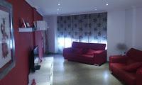 chalet en venta calle vinaroz castellon salon1