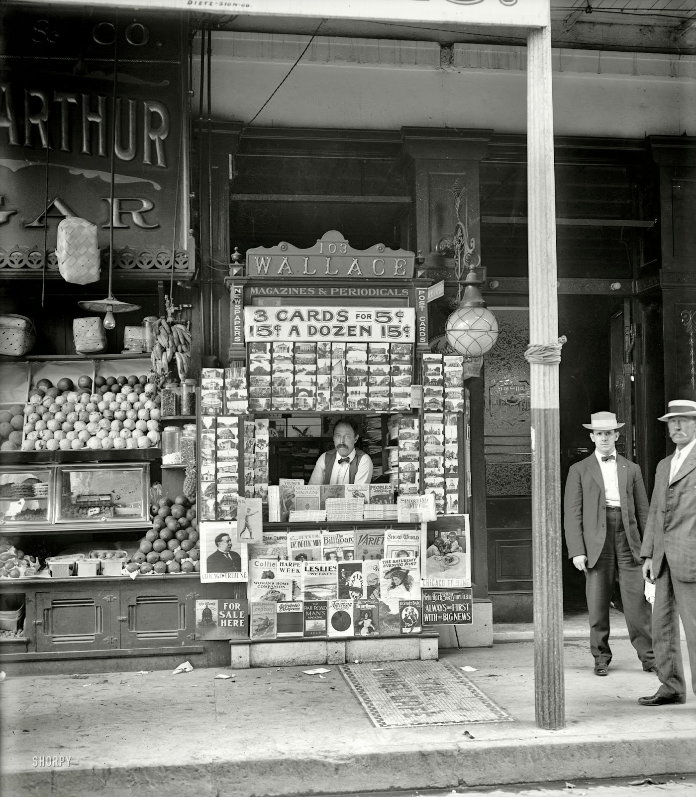 Amazing vintage photos of new orleans from the early 20th for Craft store new orleans