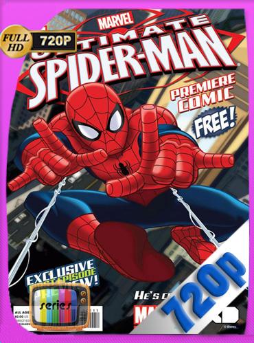 Ultimate Spider-Man Temporada 1-2HD [720p] Latino Dual [GoogleDrive] TeslavoHD