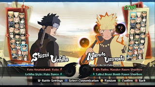 Download Naruto Senki Ap7 v2 Fixed Fc Apk for Android