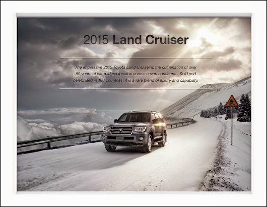 2015 Land Cruiser Model Look - Toyota Cars Models ~ Gulshan-e-Hadeed Karachi Pakistan