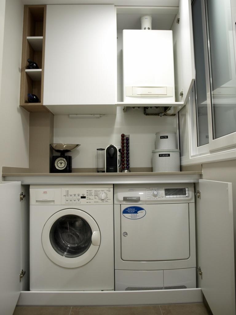 Espai decuina ripollet barcelona el secreto una buena for Mueble para lavadora y lavavajillas