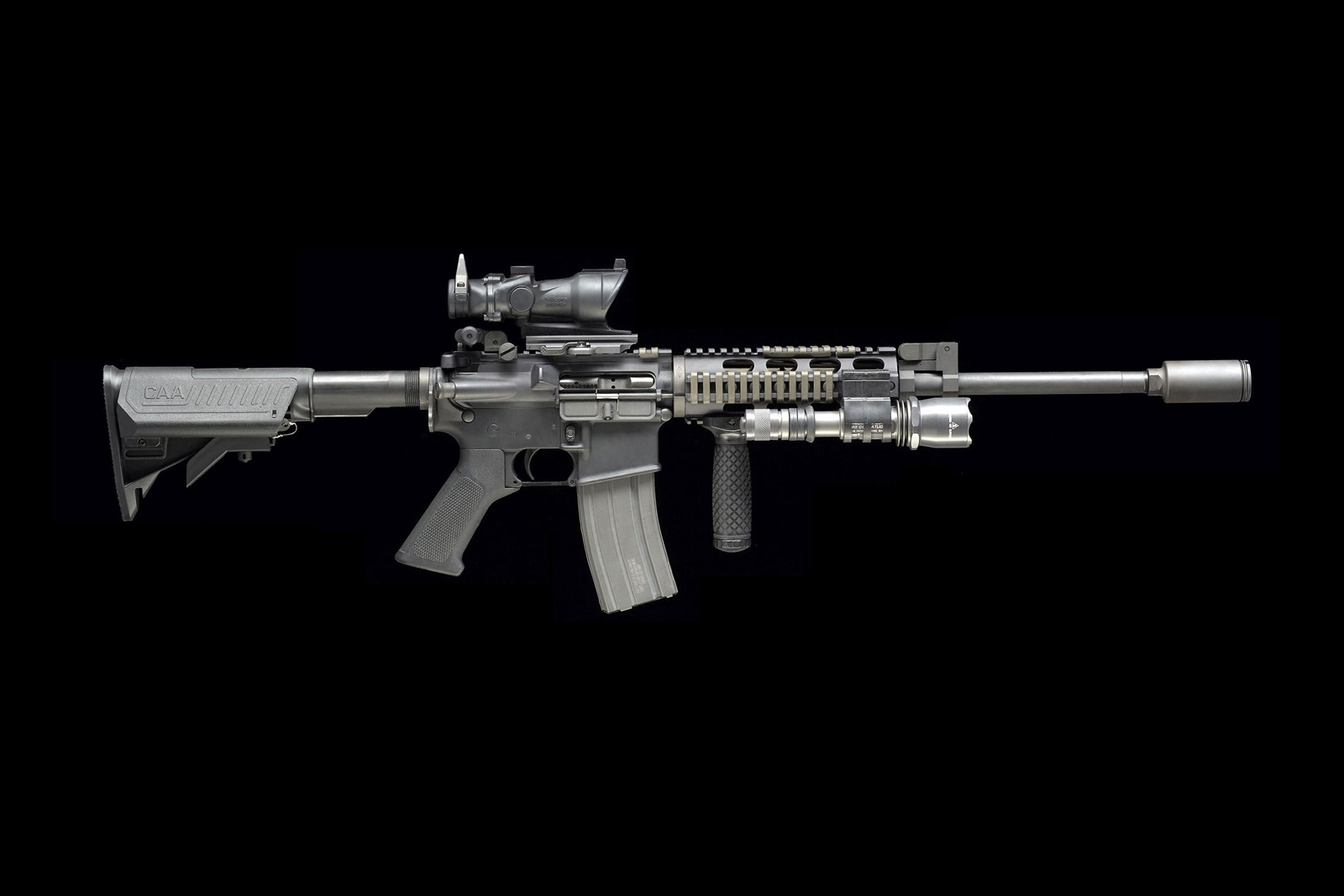awesome m4 carbine and girls hd wallpapers download free wallpapers