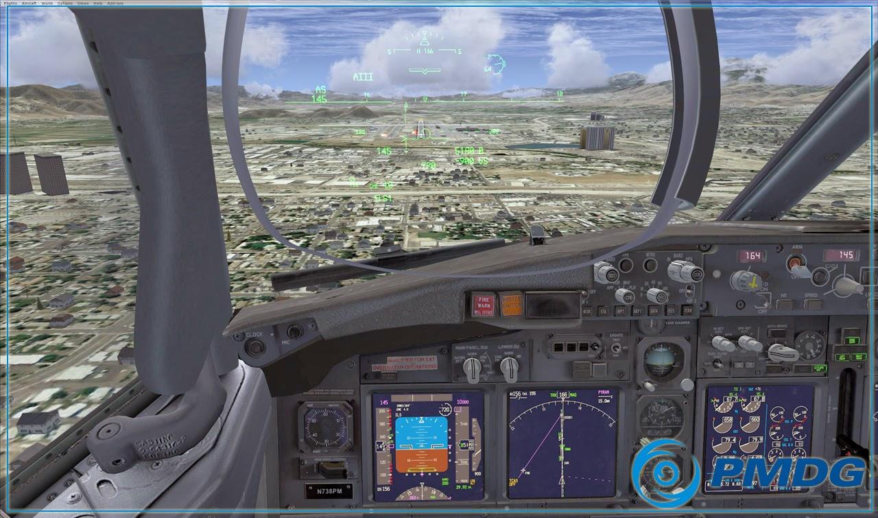 BOEING 737-800/900 NGX PMDG PARA FSX