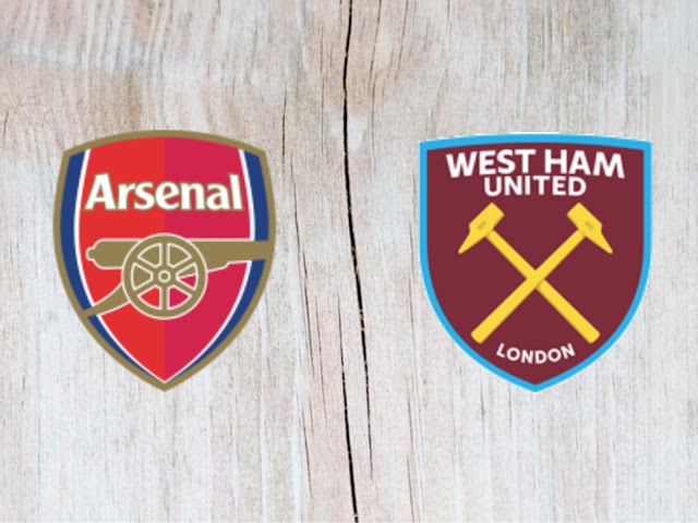 Arsenal vs West Ham United Full Match & Highlights - 25 August 2018