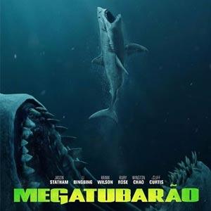 Poster do Filme Megatubarão