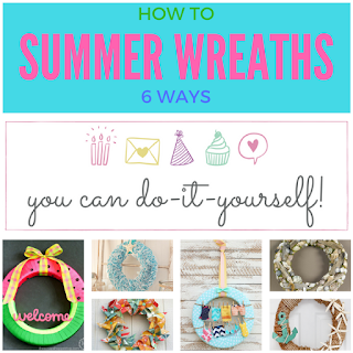 http://keepingitrreal.blogspot.com.es/2017/07/6-diy-summer-wreaths.html