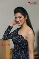 Telugu Actress Richa Panai Stills in One Shoulder Floral Long Dress at Rakshaka Bhatudu Movie Interview  0307.JPG