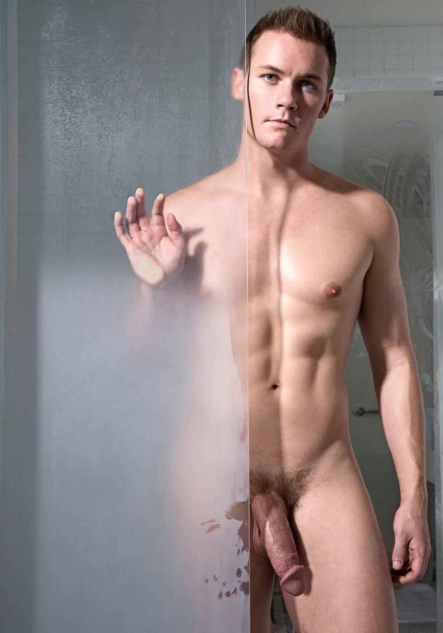 худой голый парень ваше