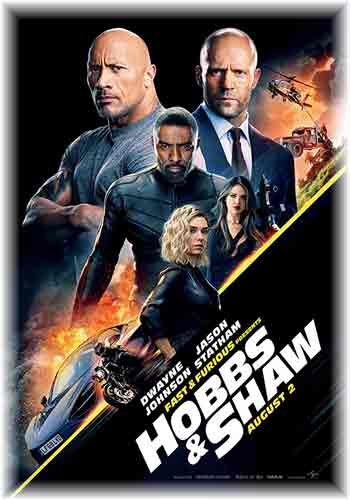 Hobbs & Shaw 2019 Dual Audio | Hindi Dubbed | 720p HDTS