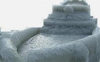 ΣΟΚ: Ανακαλύφθηκε η κιβωτός του ΝΟΕ στην Ανταρκτική!!!!!!