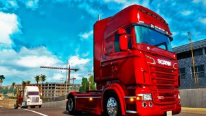 Sounds for all Scania versions