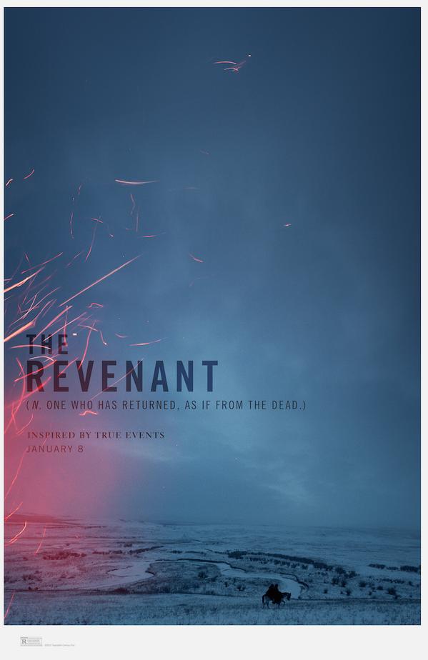 The Revenant เดอะ เรเวแนท์ ต้องรอด [HD]