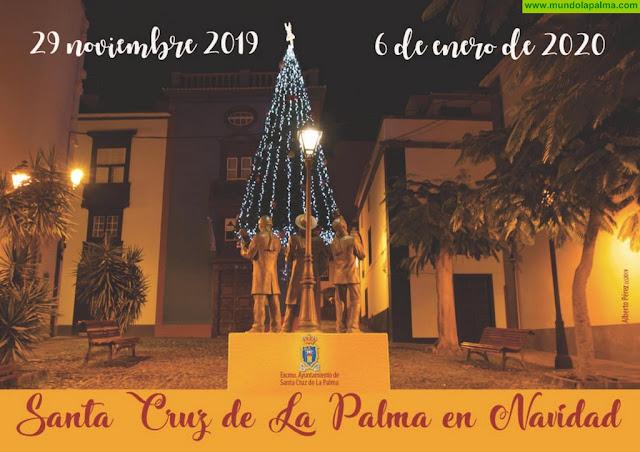 Programa Navidad 2019/2020 Santa Cruz de La Palma