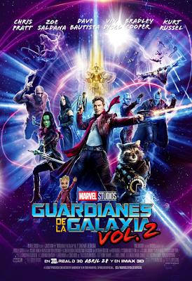 Guardianes de la galaxia 2 en Español Latino