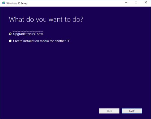 تحميل النسخة النهائية من ويندوز 10 ملف Iso من مايكروسوفت