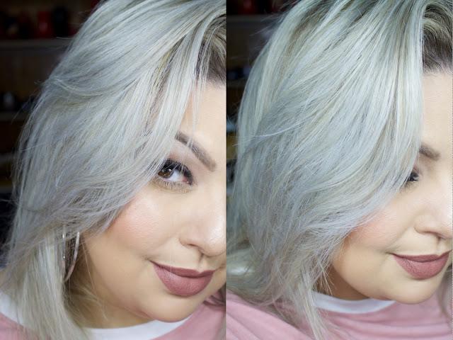 Sagge Cosméticos, cabelo, cronograma capilar, cabelo loiro, resultado, beleza, fashion mimi, vídeo
