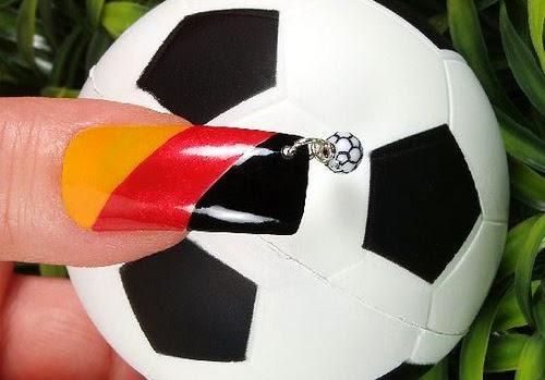 disenos de unas futbol alemania