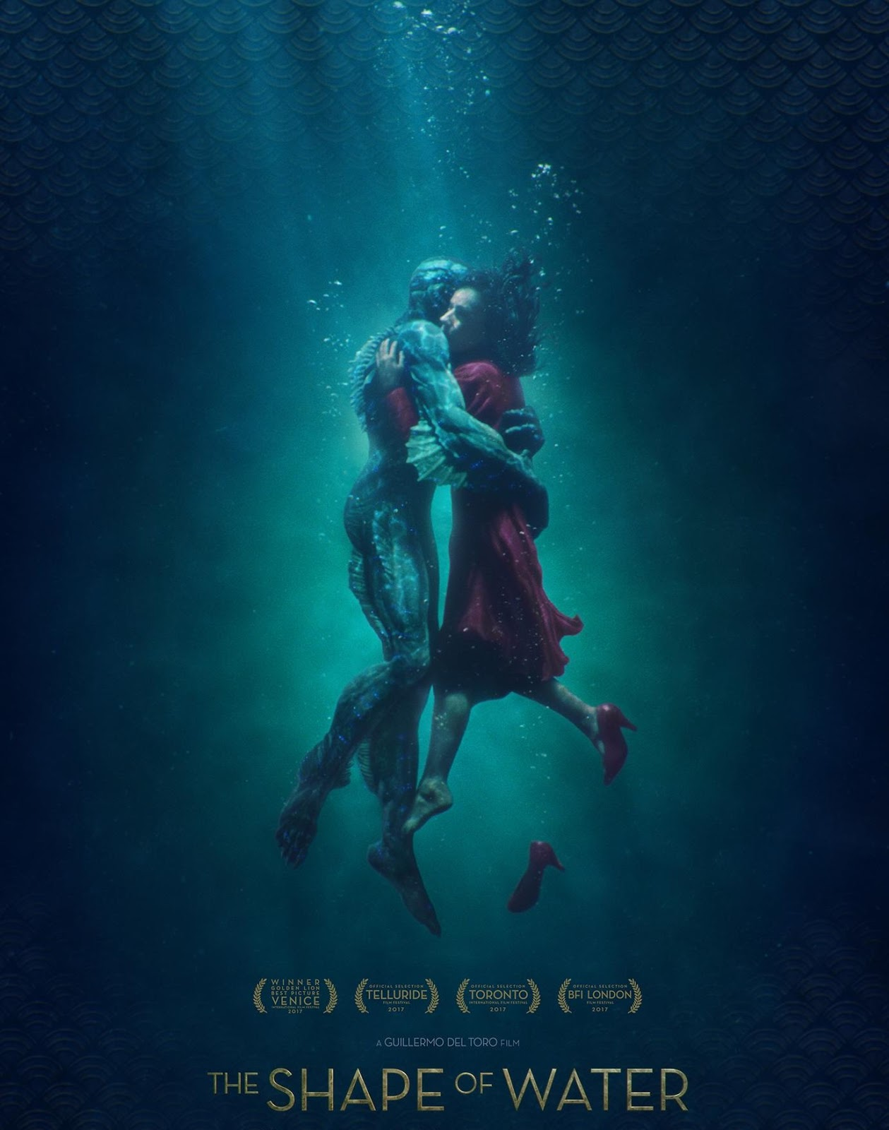 The Shape of Water [2017] [DVD9] [PAL] [Español]