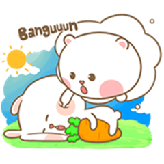 Mhee Noom & Tai Nim