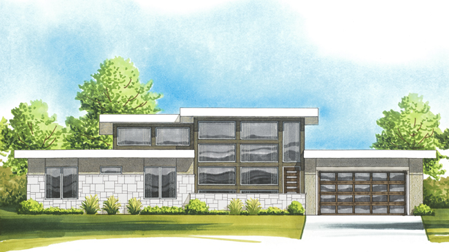 Denver style} Mid Century Modern Architecture for a New Century ...