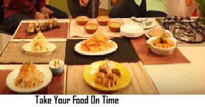 Benefit To Eat Food On Time, Fit For Your Health