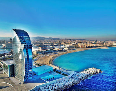 Travel Guide to a Weekend in Barcelona in Spain