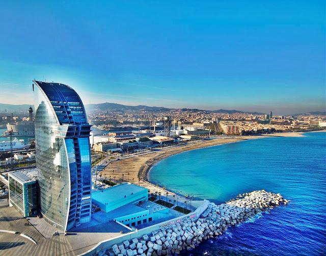Barcelona travel wallpaper images