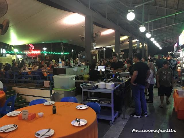 Topspot food court