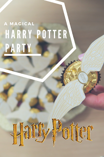 Magical Harry Potter Party