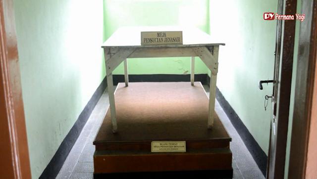 3 Ruangan yang bikin Merinding di Museum Jenderal Soedirman, Magelang
