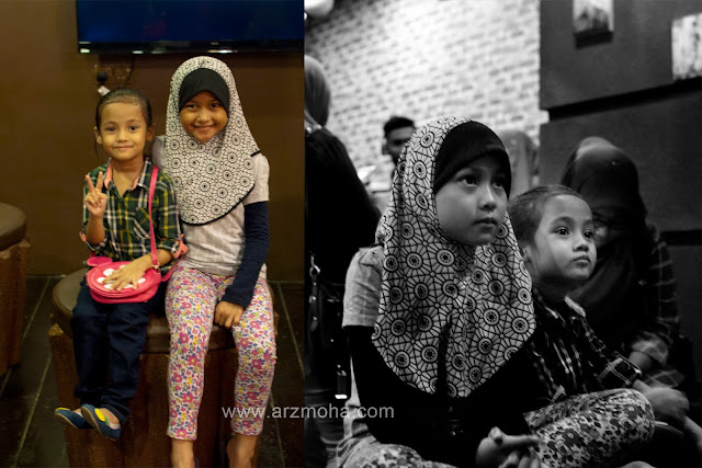 anak blogger, anak blogger malaysia, cik puteri, cik puteri arzmoha, georgetown heritage chocolate,