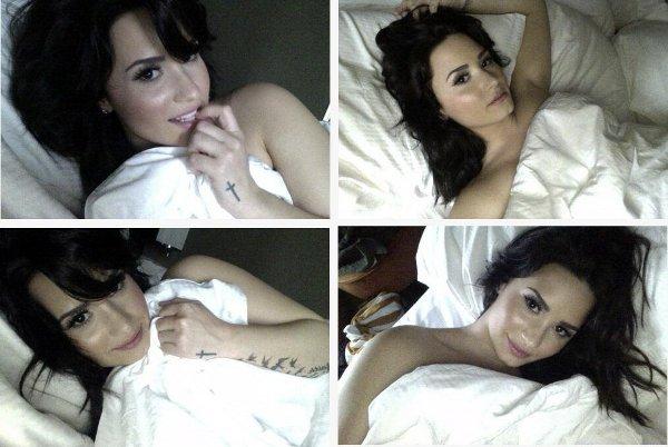 Fotos da Demi Lovato Pelada