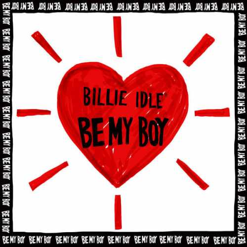 [Single] BILLIE IDLE – be my boy (2015.04.01/MP3/RAR)