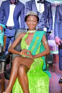 Miss Earth Sierra Leone