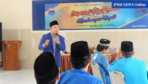 Terpilih Ketua PMII JATIM, Abdul Ghoni Fokus Penguatan Lembaga Dan Kaderisasi